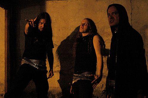 Aura Noir, groupe de Black Thrash Metal norvégien au Courts of Chaos 2017