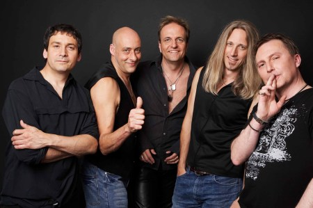 Praying Mantis, groupe de heavy metal britannique